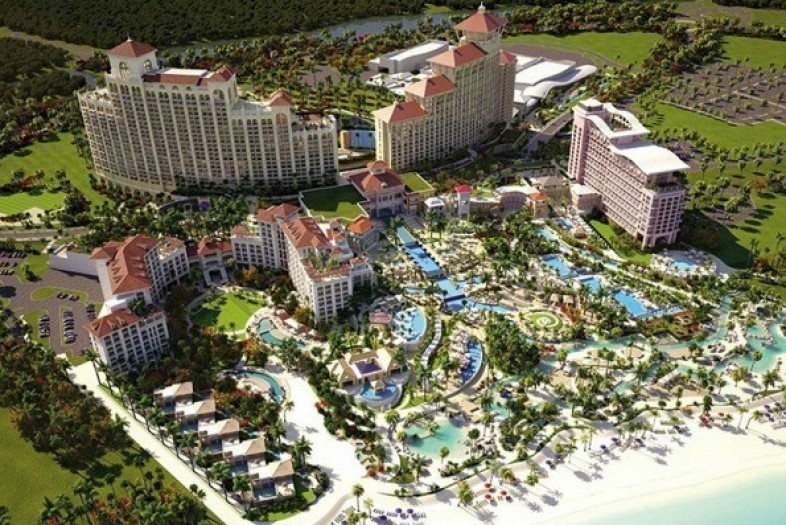 Baha Mar - ultra luksuzni resort