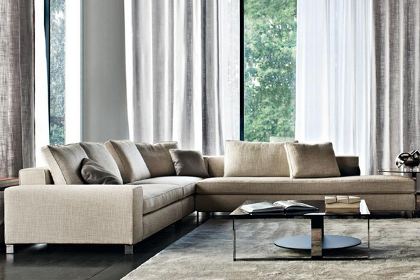 Nameštaj | Trendovi | Williams sofa by Zanotti